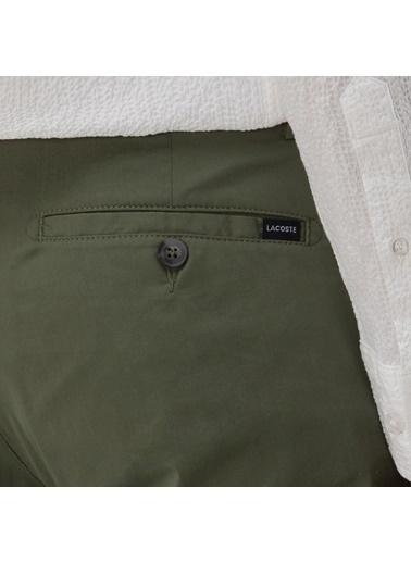 Lacoste Erkek Slim Fit Pantolon HH0990.90H Yeşil